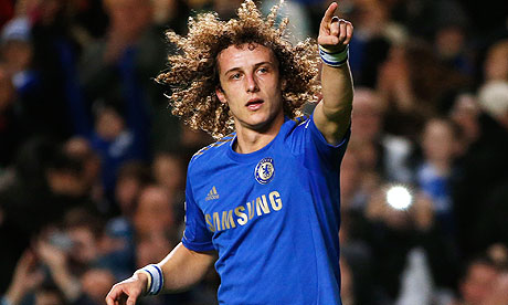 David Luiz pledges his future to Chelsea after season in virtual exile
