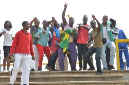 OAU Tankwando Team