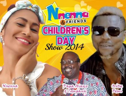 NNENNA CHILDREN'S DAY SHOW 2014 PIC (1)