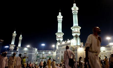 pilgrims-mecca