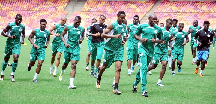 official photos b299e a17b6 Super Eagles Will Have New Kit Sponsor By April – NFF