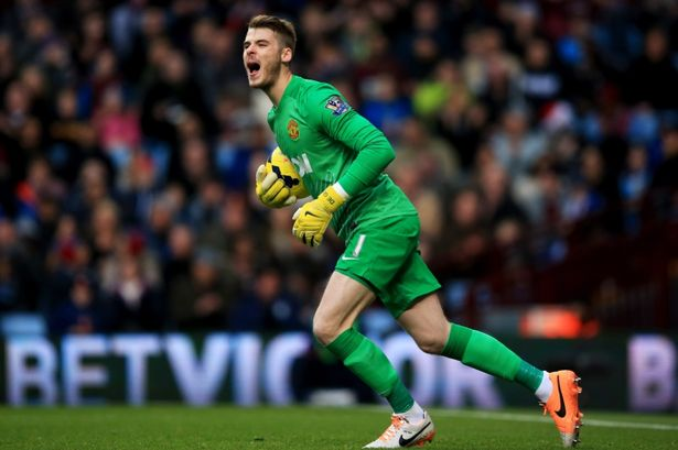 David de Gea: I'm very happy in Manchester