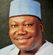 Senate Majority Leader, Ahmed Lawan