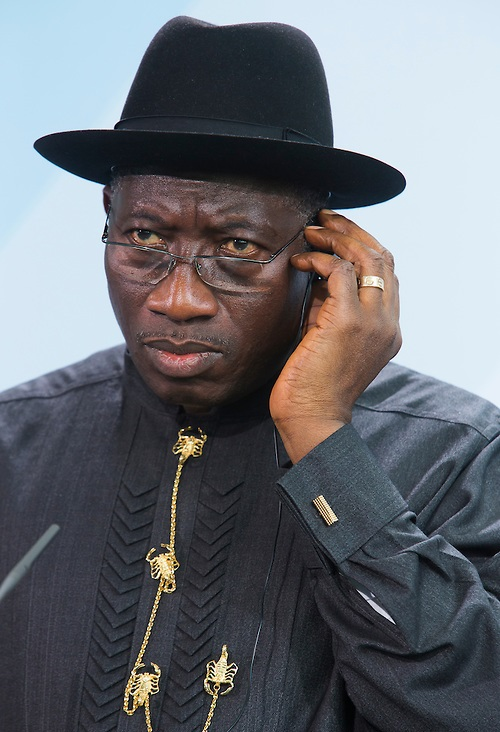 The phones no longer ring but the blames are still following Goodluck Jonathan.