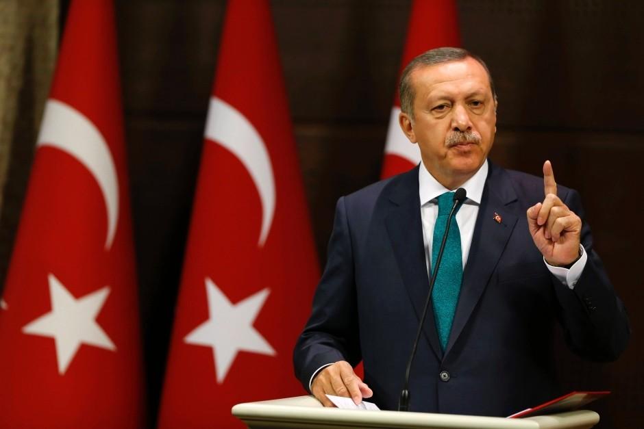 As Despotic Regime Of Erdogan Continues