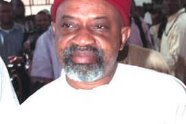 Minister of Labour, Dr. Chris Ngige