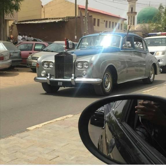 Rolls-Royce Phantom V LHD James Young Price: $129,500 (₦25,770,500)