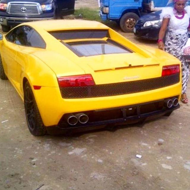 Lamborghini Gallardo Price: $150,603 (₦29,969,997)