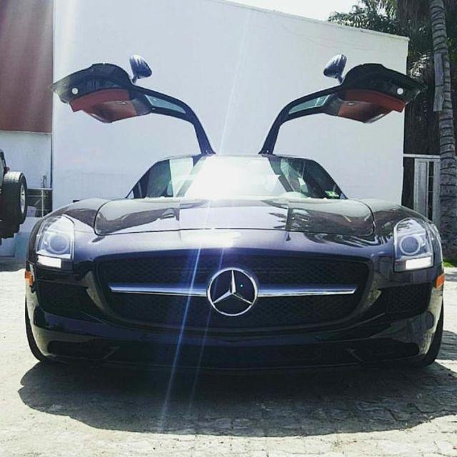Mercedes-Benz SLS AMG Price: $221,580 (₦44,094,420)