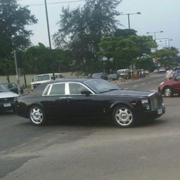 Rolls-Royce Phantom Price: $417,825 (₦83,147,175)