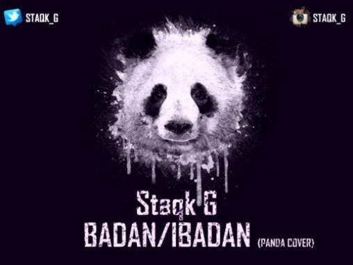 BADAN Panda Cover