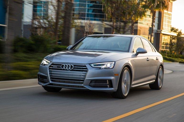 2017-Audi-A4-20T-quattro-front-three-quarter-in-motion-05