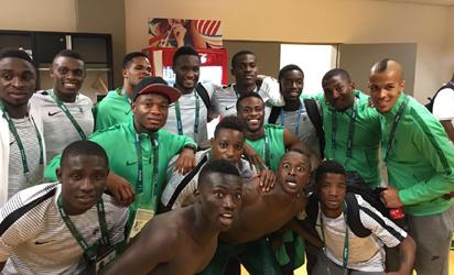 U-23 Nigerian team