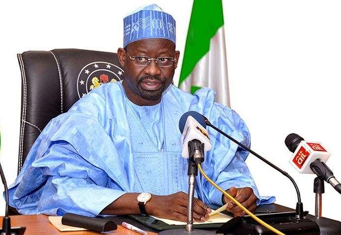 Gombe Governor, Ibrahim Dankwambo