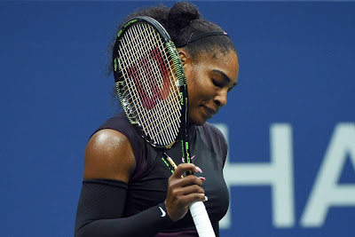 Give Serena Williams time to find top form, says Kim Clijsters