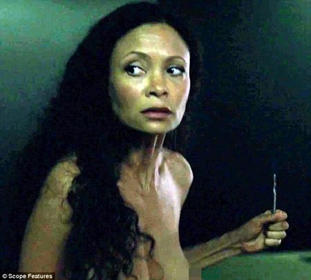 Hollywood tv actress nude