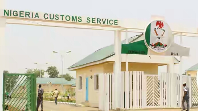 Image result for Nigerian Customs Service generates N308m in July