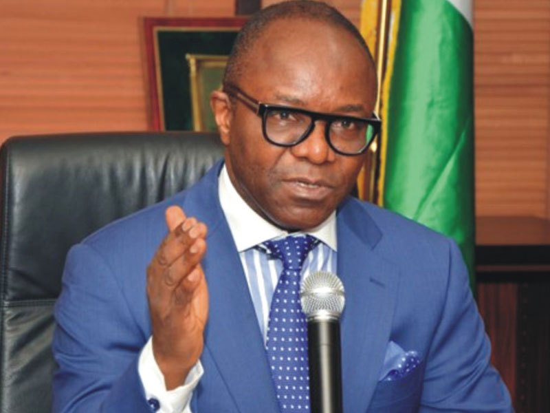 Police seal off Ibe Kachikwu's house