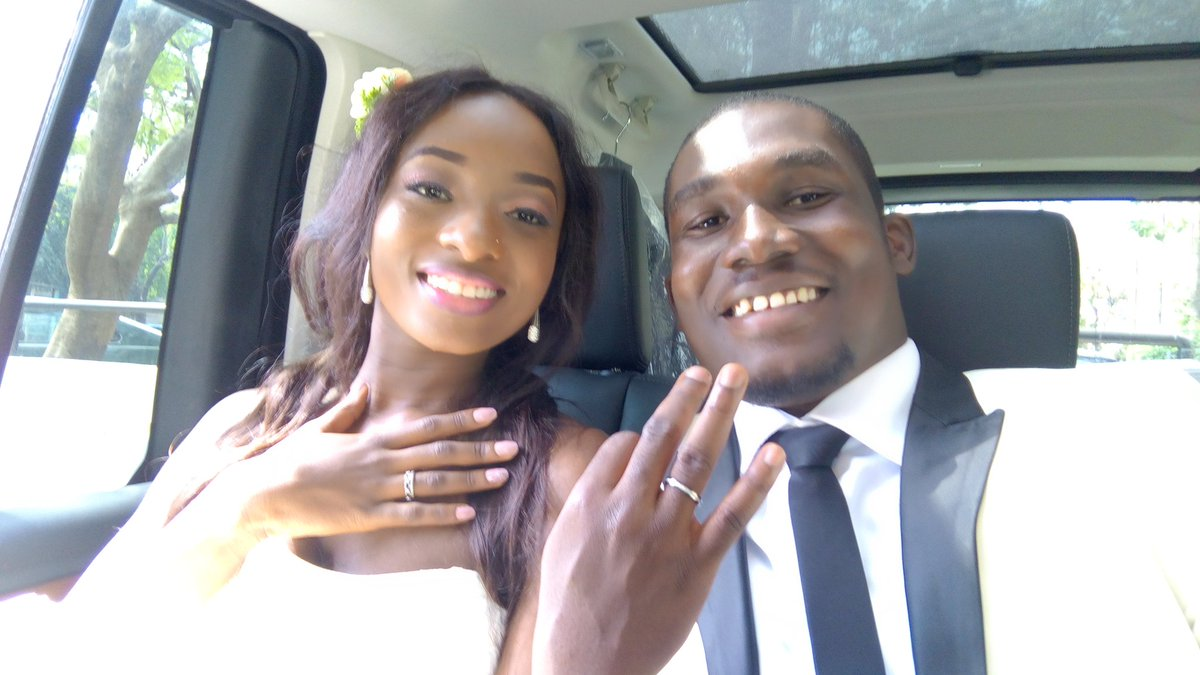 see nigerian feminist who played the role of best man at friend s