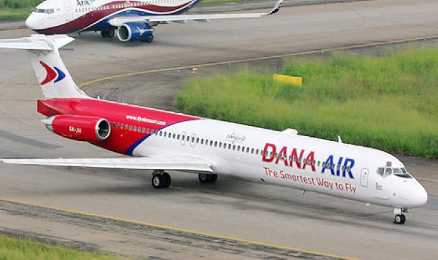 dana-airline, Dana air