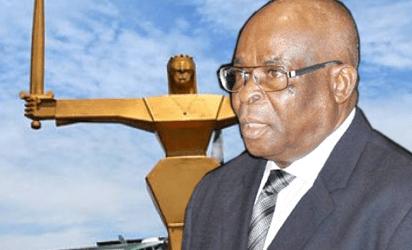 Chief Justice of Nigeria, Justice Walter Onnoghen