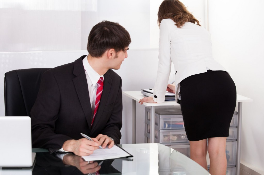 What constitutes sexual harassment in the workplace
