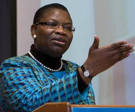 Femi Adesina Reacts to Oby Ezekwesili's statement, calls her 'Wailer'
