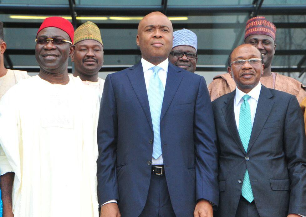 Recession will end by December - Emefiele tells Saraki