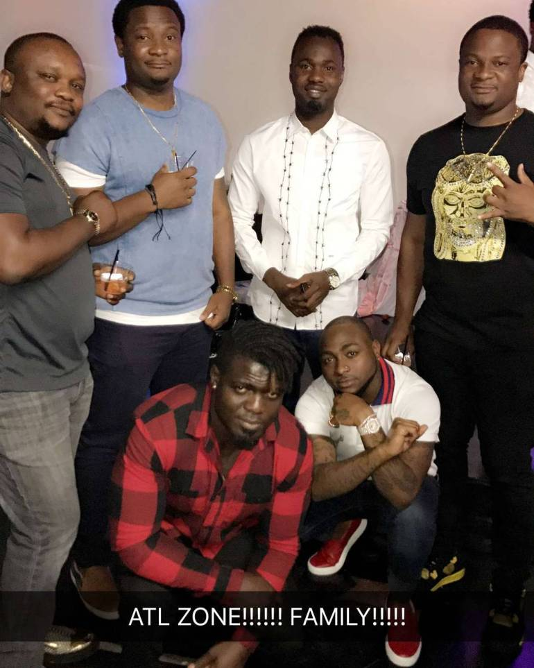 e741e4b97 Photos Videos From Davido And His Baby Mama s Baby Shower ⋆