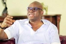 Ex-Ekiti Governor, Ayodele Fayose