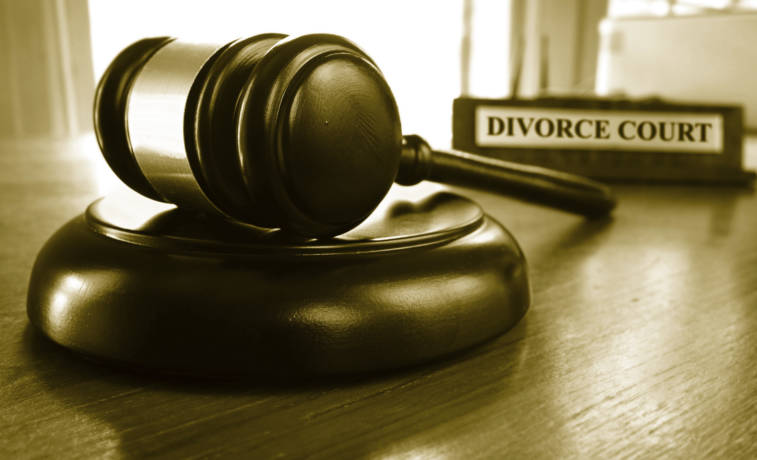 court and divorce