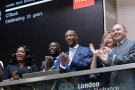 GTB London Stock Exchange
