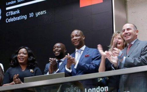 GTB London Stock Exchange