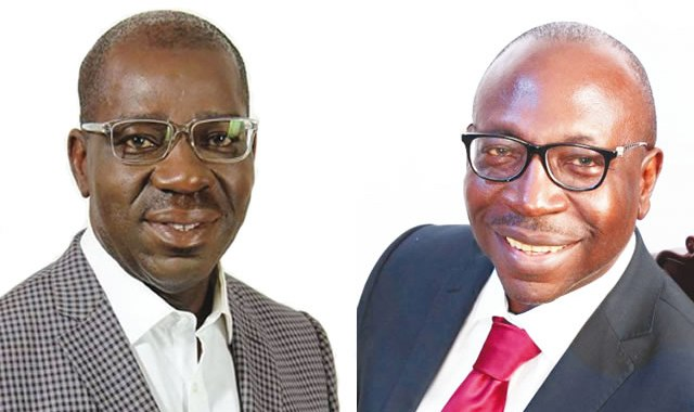 Ize-Iyamu and Godwin Obaseki