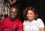 Funke Akindele Pregnant, Shows Off Baby Bump