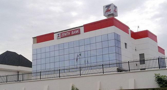 bank zenith