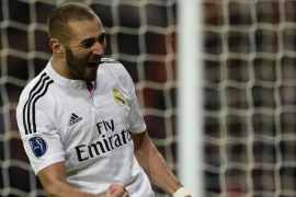 Benzema extends Madrid Contract