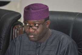 Ekiti Governor-elect Kayode Fayemi