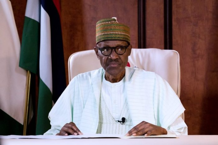 Buhari orders publication of list of all suspected looters