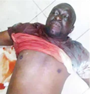 Lagos Cult boys Kill Leader While Asleep