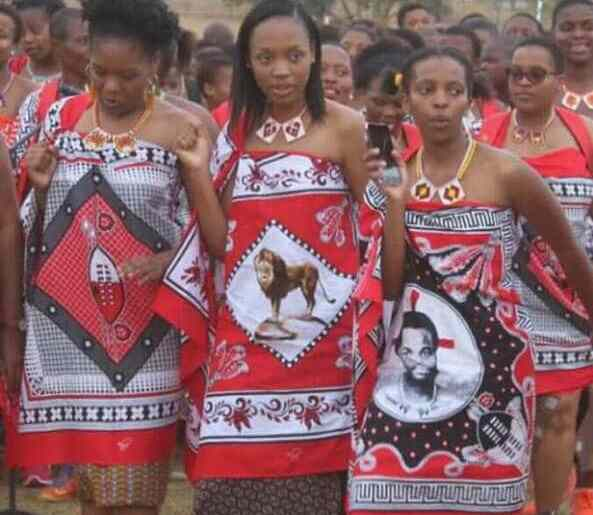 Siphelele Mashwama, Mswati's 19-year-old wife