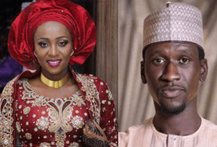 """Cheating Piece of Filth Got What he Deserved""- Lady defends Maryam Sanda Over Murder Allegations"