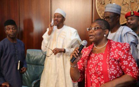 Oby-Ezekwesili-Muhammad-Buhari