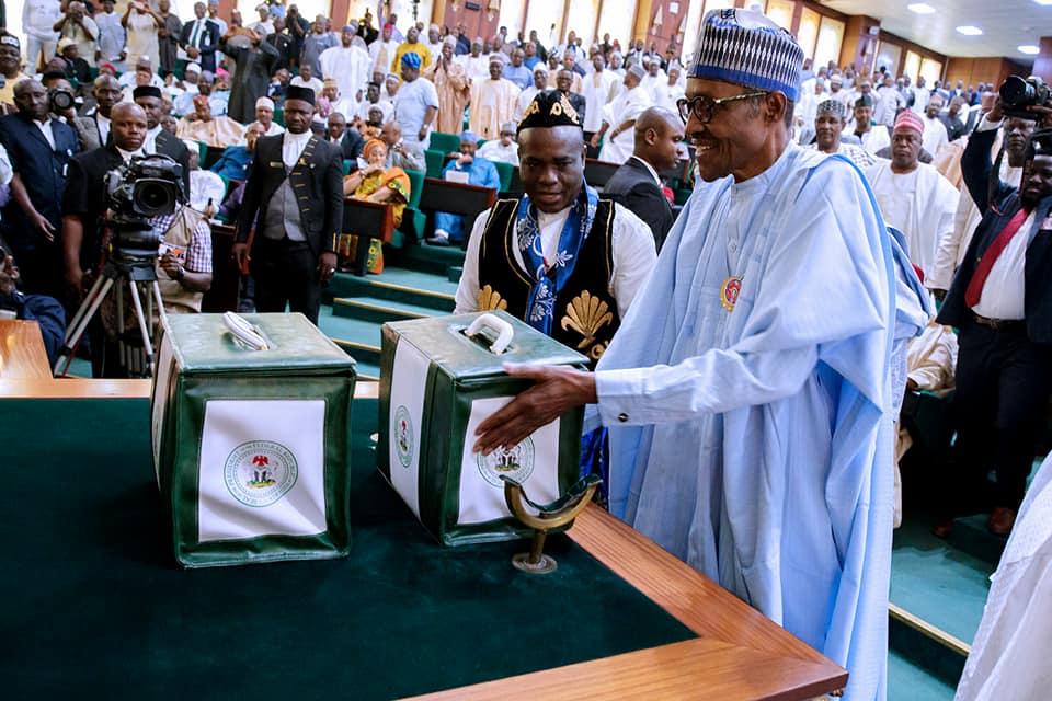 Buhari 2018 budget