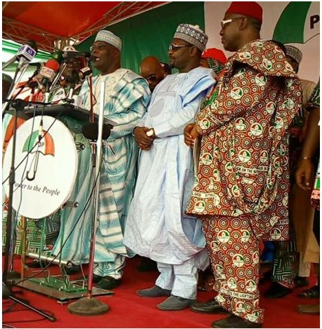 Read: Atiku makes first Speech at PDP convention after Move