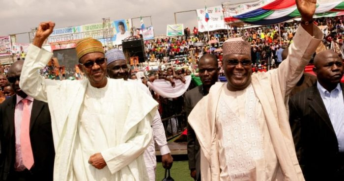 Buhari and Atiku