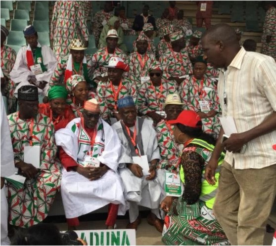 Full List of Elected Officers At Just Concluded PDP Convention