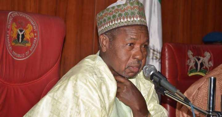 Katsina Governor, Aminu Masari