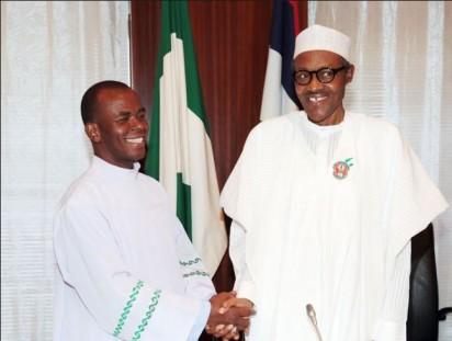Father Mbaka and Buhari