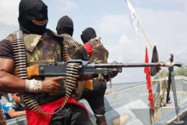 rivers gunmen